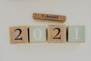 Febrero del 2021